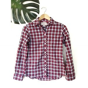 Banana Republic Tops - Banana Republic Flannel Button Down