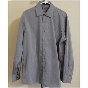 Claiborne Other - 🎉HP 1/6🎉Claiborne Men's Modern Fit Shirt Size L