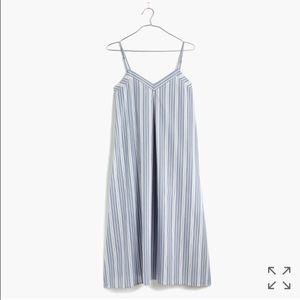 Madewell Dresses & Skirts - Madewell Striped Midi Sundress