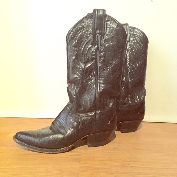 Justin Vintage Collection Cowboy Boots