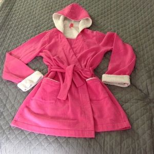 Other - Cozy sweat shirt robe