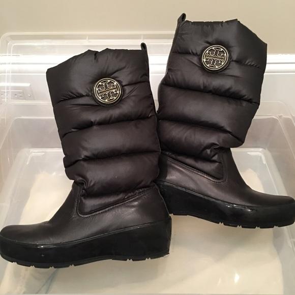 e338185b6c0 Tory Burch Winter boots. M 57deab2a9c6fcf91ec003217