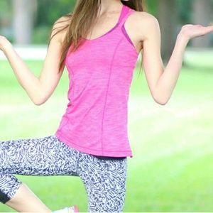 lululemon athletica Tops - Lululemon Crossback Top