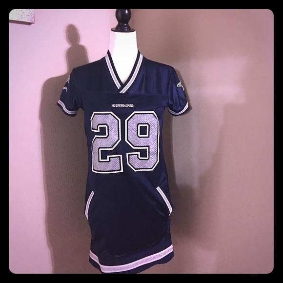 low priced 83667 ce9ed aliexpress dallas cowboys jersey dress d7b24 23c6e