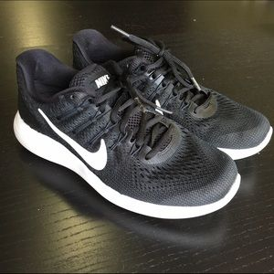 Nike Lunarglide 8 running shoes, worn once