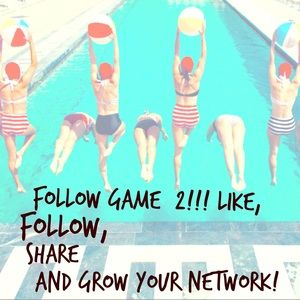 COME BACK AND FOLLOW MORE POSHERS! 