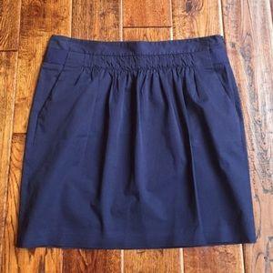Banana Republic Stretch Pleated Skirt
