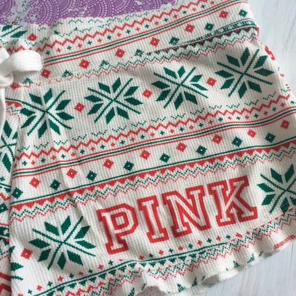 98% off PINK Victoria's Secret Other - PINK V.S. ❄️Fair Isle ...