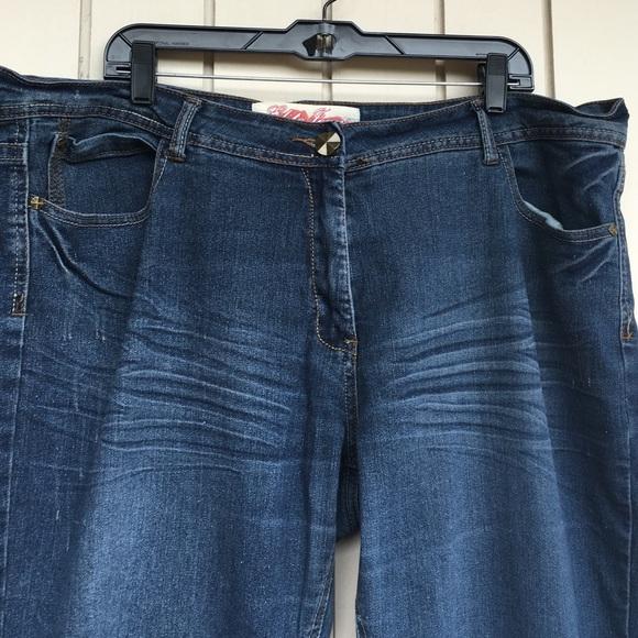 Elite Jeans - Plus size Elite Jeans size 19/20 from Monica&39s