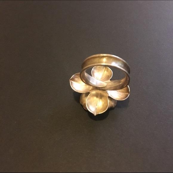 66 satya jewelry jewelry sterling silver lotus ring