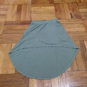 Old Navy high low skirt in size medium