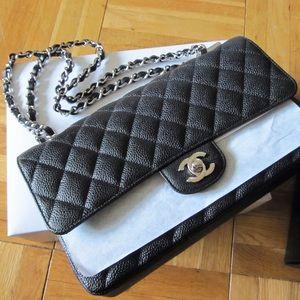 Chanel classic 2.25 flap bag