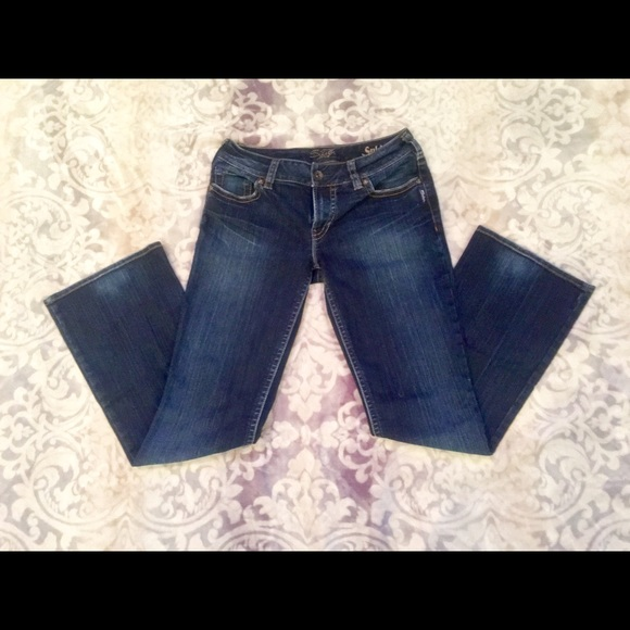 Silver Jeans - 🎉🎉SALE‼️Silver Suki jeans from Beverly's closet