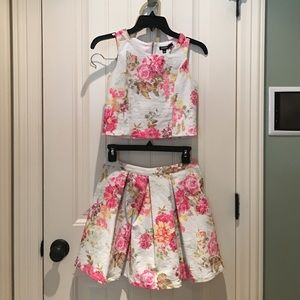 Zunie Other - Girls two piece set
