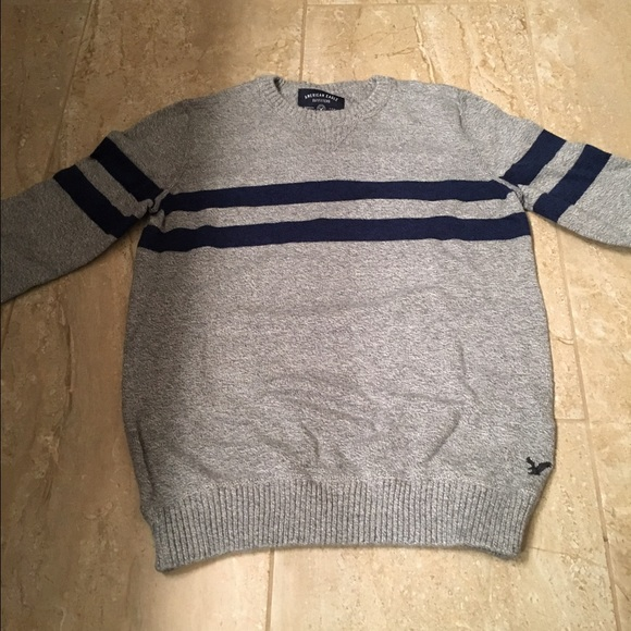 Boys American eagle sweater