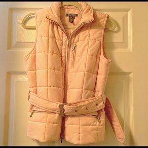 Ralph Lauren pink puffy vest