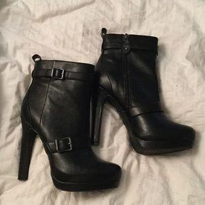 Shoes - Simply Vera by Vera Wang Black Boots