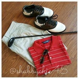Ralph Lauren Golf Pima Cotton Polo -Size L