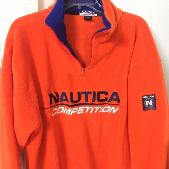 69% off Nautica Other - Nautica Men's fleece pullover from ...