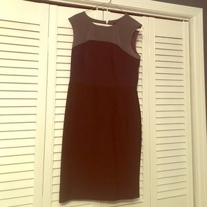 The Limited Tri-Color Sheath Dress