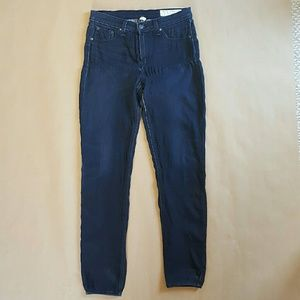 Rag &  Bone dark blue legging jeans