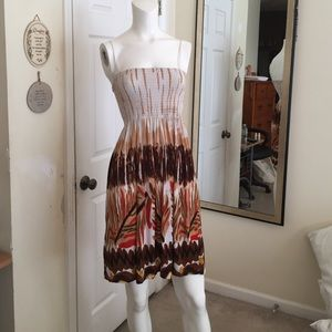 Christina Love Dresses & Skirts - Reduced - Sundress with spaghetti straps
