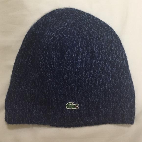 6f0235abb6424 Lacoste Accessories - Lacoste winter hat