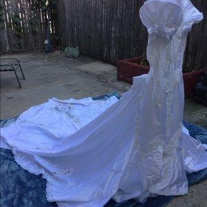 Eve Dresses & Skirts - Wedding dress Eve of Milady