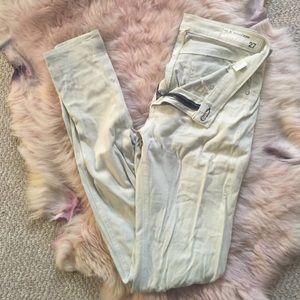 Rag & Bone leggings jeans size 27