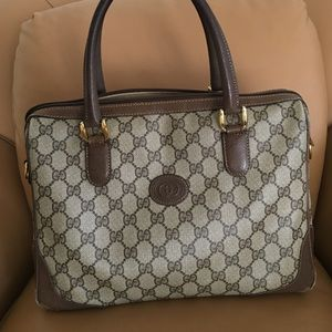 Authentic Gucci Boston Bag