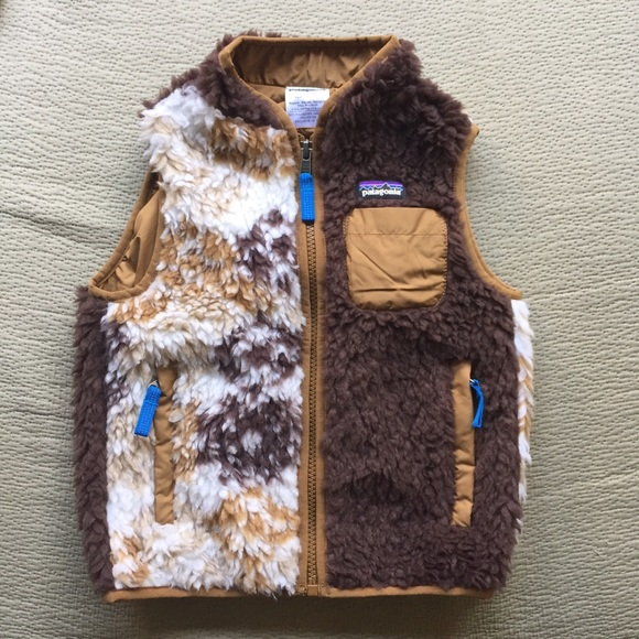 7824b7eff1a71 Patagonia Toddler Retro X Vest 3T. M 57df03cabf6df5ddef041c98