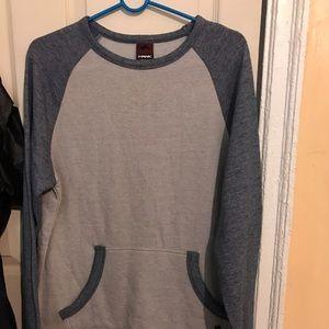 Men's Long Sleeved Shirt- Tony Hawk