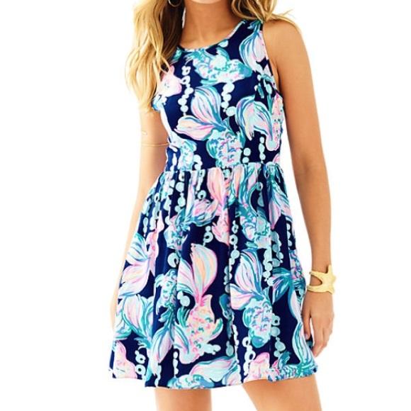 19618a485b26d2 Lilly Pulitzer Dresses | Nwt Going Coastal Kassia Dress | Poshmark