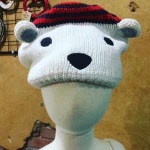 Gymboree Other - •Polar Bear Toboggan•