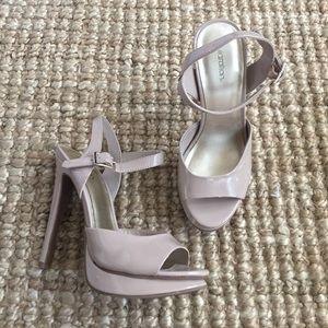Xhilaration Shoes - Perfect Nude Heels!