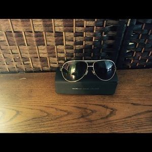 Marc Jacobs aviator glasses