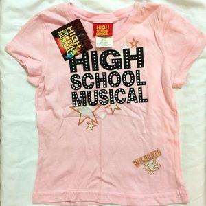 Disney Other - Disney's High School Musical Marquee Light T-Shirt