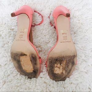75fd8c95036 ANTONIO MELANI Shoes - ✨HP✨Antonio Melani Bright Pink Heels