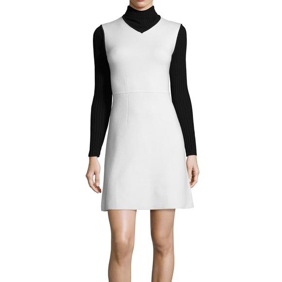 57f1cfb8c01 Theory Dresses | Myrelle Evian Wool Dress Pxs | Poshmark