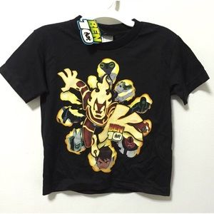 Bandai Other - Ben 10 Boy's Black T-Shirt