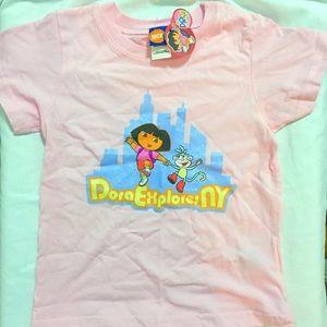 Nickelodeon Other - Dora the Explorer New York City NY Girls T-Shirt