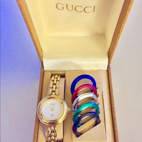 d662c442965 Gucci Accessories - Authentic Gucci 1100 Series Vintage Women s Watch