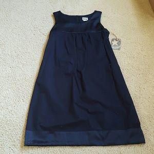 NWT Converse One Star Navy Blue Casual Dress sz 10
