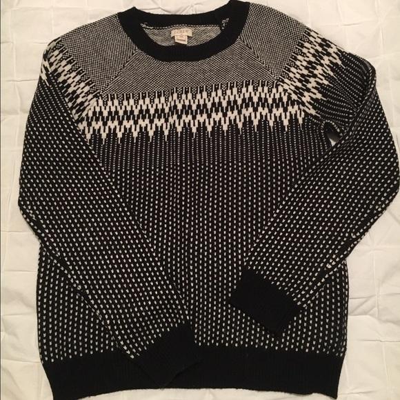 80% off J. Crew Sweaters - ❌SOLD❌J. Crew Merino Wool Fair Isle ...