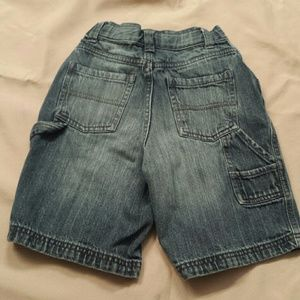Matching Sets - Outfit! Boys Polo Shirt and Denim Shorts