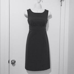 Gap Charcoal Gray Shift Dress