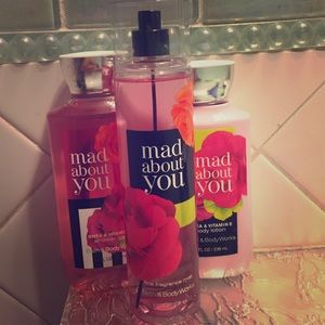 Mad About You Bath & Body Works brand new set!