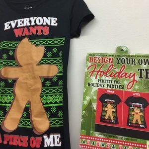 Holiday T-Shirt kit