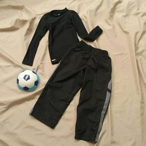 Other - Long Sleeve Dri-fit shirt & track pants