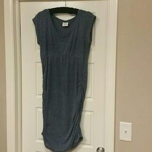 Mama Licious Dresses & Skirts - Mama Licious Jersey Knee-length Maternity Dress